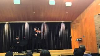 getlinkyoutube.com-Robert Sanders- Sarah Chang Masterclass (1/2)