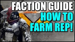 getlinkyoutube.com-Destiny Guide: Factions and the BEST Way To FARM Reputation!