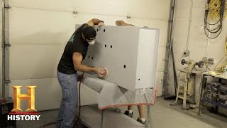 getlinkyoutube.com-American Restoration: Formulating Custom Paint | History