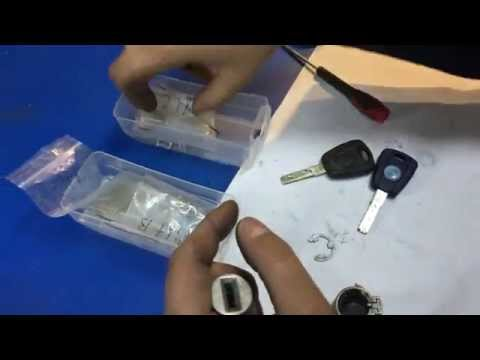 Ремонт Замка зажигания Фиат, FIAT Ignition Lock Repair