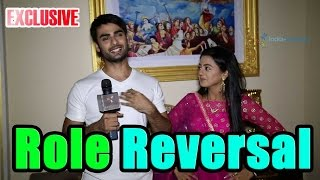 getlinkyoutube.com-Role reversal with Helly Shah and Varun Kapoor