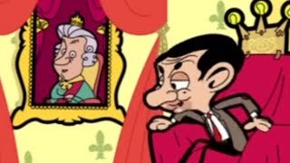 getlinkyoutube.com-Mr Bean the Animated Series - A Royal Makeover