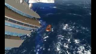 getlinkyoutube.com-MS OCEANA Sinks - SHIP SIMULATOR EXTREMES
