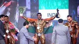 sangram chougule creates history wins world championship second time
