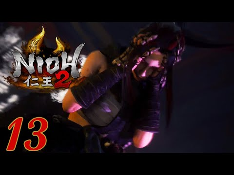 Nioh 2 - FULL Gameplay [ITA] - TONFA/FALCE RUN - Parte 13 + FINALE