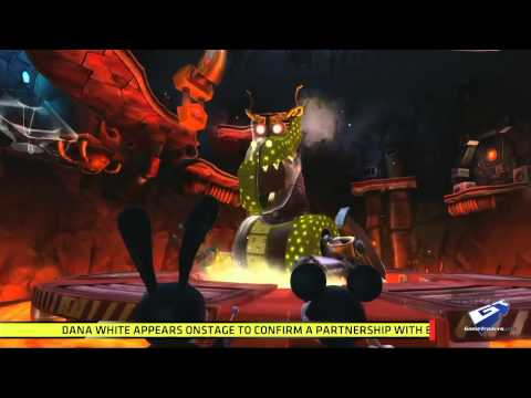 Epic Mickey 2: The Power of Two - E3 2012: Walkthrough