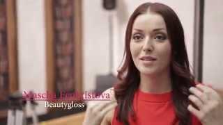 getlinkyoutube.com-Fashion Chicks   Behind the scenes met Mascha van BeautyGloss