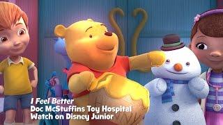 getlinkyoutube.com-Music Video: I Feel Better | Doc McStuffins | Disney Junior