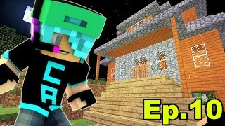 A Minecraft Survival Adventure Series / Episode 10/ A Fun Tour!