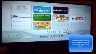 """getlinkyoutube.com-""""Como Jugar Juegos En La Wii Con Usb"""" - Tutorial."""