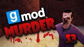 getlinkyoutube.com-Knife Throwing Skills! (Gmod Murder #53)