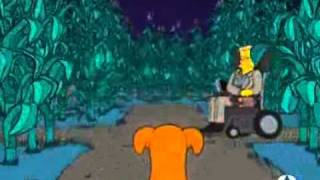 getlinkyoutube.com-Los Simpsons- Korn Freak on a Leash