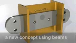 getlinkyoutube.com-assembling steel beam structures | CMM Laser