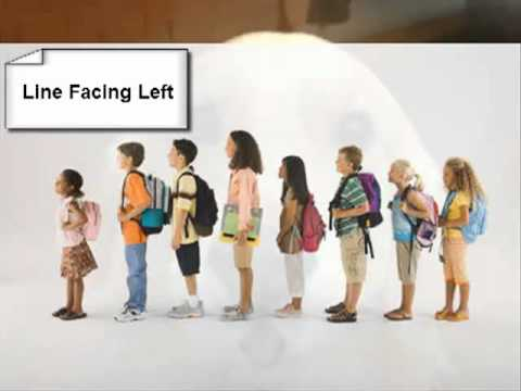 "Social Story for Autistic Children: ""Standing in Line at School"""