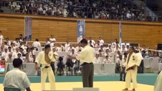 getlinkyoutube.com-2015 全国高校総体 柔道66k級 阿部一二三 決勝