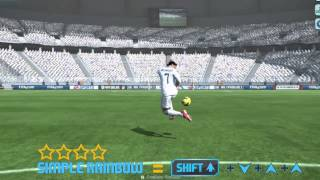 getlinkyoutube.com-Fifa Online3 Skill Tutorial on keyboard