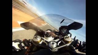 getlinkyoutube.com-ONBOARD MOTOVUDU INSTRUCTION WITH SIMON CRAFAR AT CARTAGENA TRACKSENSE FAST GROUP APRIL 2013
