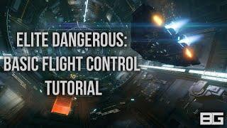 getlinkyoutube.com-Elite Dangerous: Basic Flight Controls Tutorial (Keyboard + Mouse)