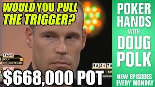 Would You Bluff Patrik Antonius Here?