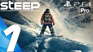 getlinkyoutube.com-STEEP - Gameplay Walkthrough Part 1 - Prologue (Full Game) PS4 PRO