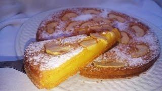 كيك بالتفاح سهل  Apple Cake
