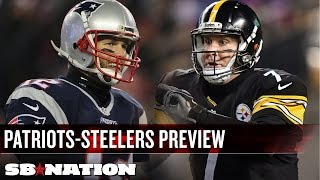 Patriots vs. Steelers | AFC Championship preview | Uffsides | NFL