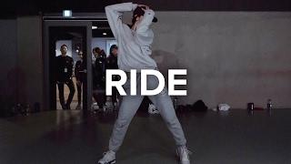 getlinkyoutube.com-Ride - Ciara / Jiyoung Youn Choreography