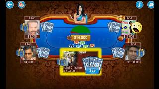 getlinkyoutube.com-New Tricks to get good cards in Octro Teen Patti without any software HD