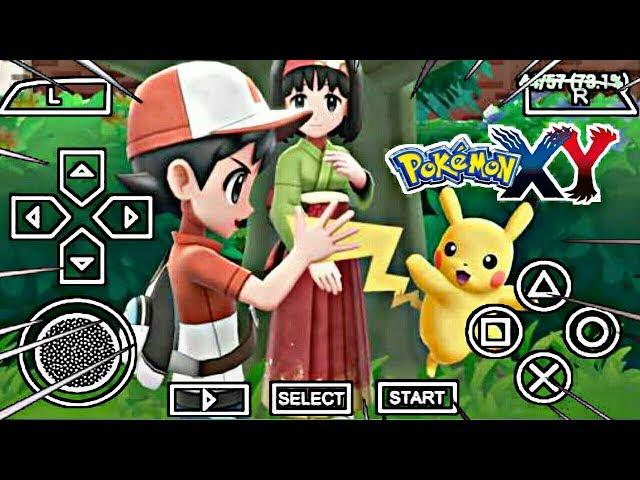 pokemon x y download pc