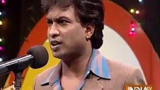 Sunil Pal Hilarious Comedy   Just Laugh Baki Maaf (Part 3) - India TV