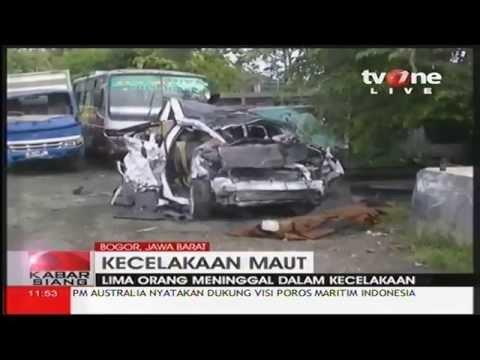 Kecelakaan Maut Bogor