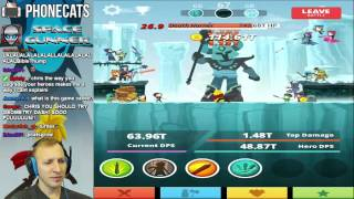 getlinkyoutube.com-Tap Titans - Free Frantic Spam Tapper