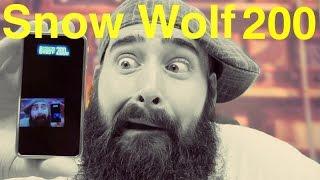 getlinkyoutube.com-Snow Wolf 200W Box Mod!