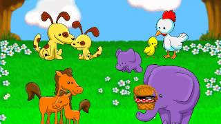 getlinkyoutube.com-Lapin Malin Maternelle 1 (Reader Rabbit Toddler): Partie 2 - Bingo Des Bébés