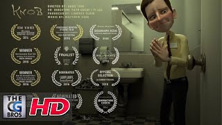 "getlinkyoutube.com-**Award Winning** CGI 3D Animated Short  Film: ""KNOB""  - by KNOB Team"