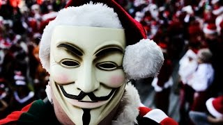 Anonymous - Christmas Warning YOU are being Distracted!