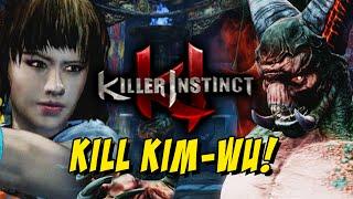 getlinkyoutube.com-KILL KIM-WU: Gargos -  WEEK OF! Part 4 (Killer Instinct S3)