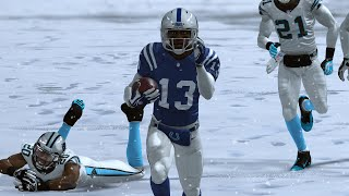 getlinkyoutube.com-INSANE DOUBLE OVERTIME GAME Superstar Battle Andrew Luck vs Cam Newton - Madden 15 Online Gameplay