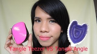 getlinkyoutube.com-หวีแปรงมหัศจรรย์ Tangle Teezer VS Tangle Angle