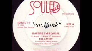 "getlinkyoutube.com-The Latest - Starting Over (12"" Funk 1984)"