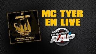 Mac Tyer en live dans Planète Rap, Nouvelle signature de Monstre Marin !