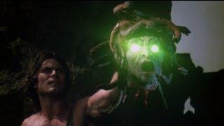 getlinkyoutube.com-Clash of the Titans(Furia de titanes,1981):The head of Medusa (la cabeza de Medusa)