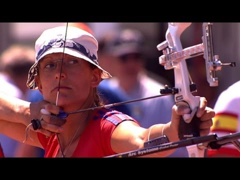 Team Match #6 - Amsterdam - European Outdoor Target Championships 2012