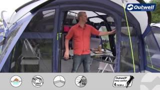 getlinkyoutube.com-Палатка Outwell Tent Biscayne 5