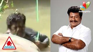 getlinkyoutube.com-Tamil actor Raj Kiran rescued by Indian Navy From Chennai Floods | Latest News