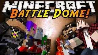getlinkyoutube.com-Minecraft Mini-Game : BATTLE DOME!