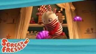 getlinkyoutube.com-Sorgenfresser / Worry Eater - the must have toy!