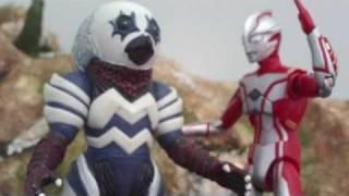 getlinkyoutube.com-Ultra Act: Ultraman Mebius - Demonstration