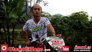 getlinkyoutube.com-Eko kodok waktu terbaik Drag Bike trek nanjak - Wado Sumedang