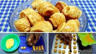 getlinkyoutube.com-Resep & Cara Membuat Kue Nastar Gulung Spesial Lebaran